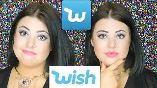 Wish App im Test ♡ Top oder Flop? I Candyland Make up