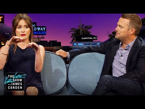 Don't Google Yourself w Emily Mortimer & Chris O'Donnell