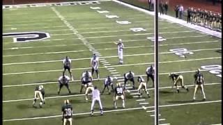 Gambar cover Aaron Blanchard Hillsdale H.S. Football Highlights #12