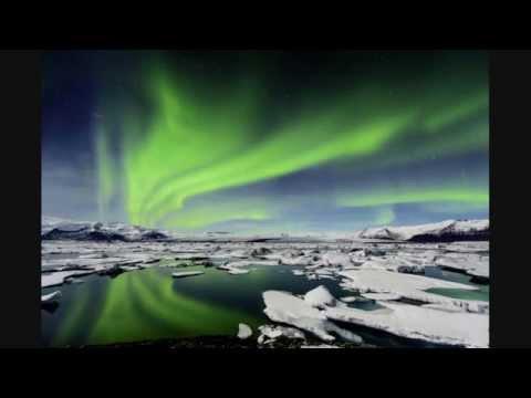 Aurora Borealis - musica e picturas pro relaxation profunde