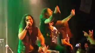 Orphaned Land With Yochai Davidoff - Can I play with Madness ( Iron Maiden Cover) Live