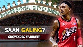 Saan Nagpunta si Calvin Abueva? | Suspended si THE BEAST