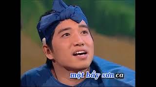 Karaoke Lien khuc Ruoc Tinh Ve Voi Que Huong