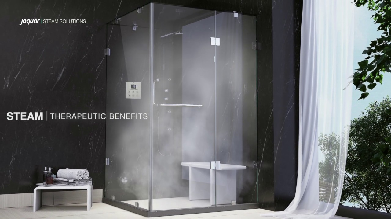 Jaquar Steam Bath Solution You