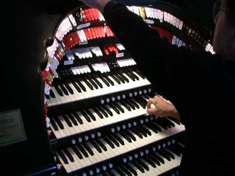 Theater Organ Allen GW4  -