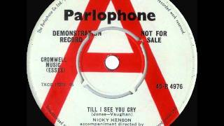 Nicky Henson-Till I See You Cry