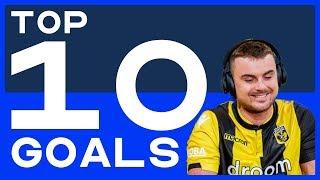 TOP 10 | De mooiste goals uit de eDivisie
