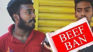 KERALITES  REACT TO BEEF BAN  IN INDIA    PEOPLE TALK OPENLY    HASHTAG MALLU