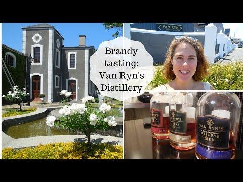 A trip to Van Ryn's Brandy Distillery