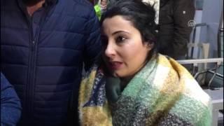 Reinadaki kız dehşet anlarını saniye saniye anlattı #Reina #Ortaköy#terorelanetolsun