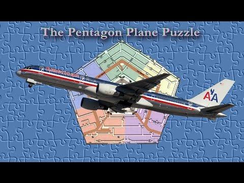 Pentagon Plane Puzzle + David Chandler - Going Beyond Speculation