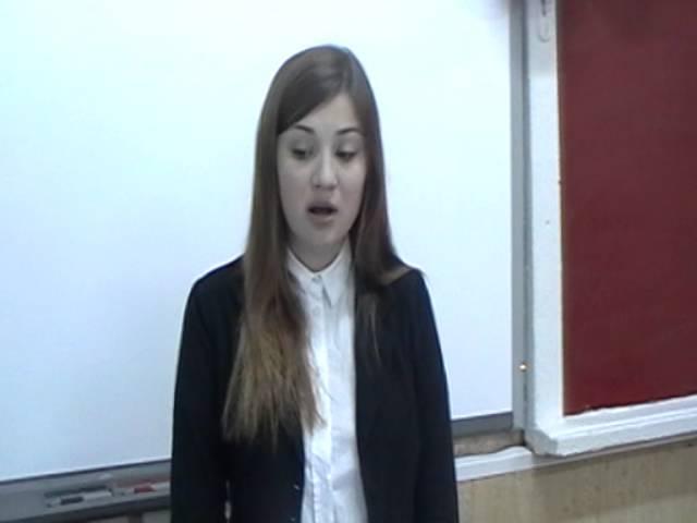 Изображение предпросмотра прочтения – ЕкатеринаЕфимова читает произведение «Сонет № 74. Когда меня отправят под арест…» У.Шекспира