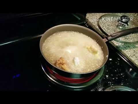 Fried Cauliflower w/Roasted GreenBeans