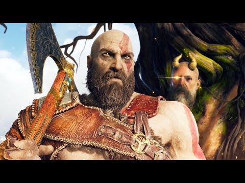 THE CRAZIEST BOSS FIGHT SO FAR | God Of War - Part 4