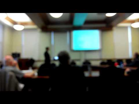 Master Degree Deffence, Forestry, UNB. Mike. Part1