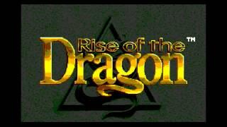 Rise of the Dragon (Sega CD) Soundtrack