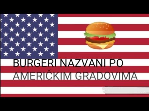 BURGERI NAZVANI PO AMERIČKIM GRADOVIMA|Nickždranje - New York Classic & Chicago Chicken McDonald's