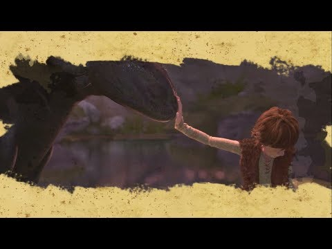 Hiccup & Toothless tribute//Together from Afar [Spoilers