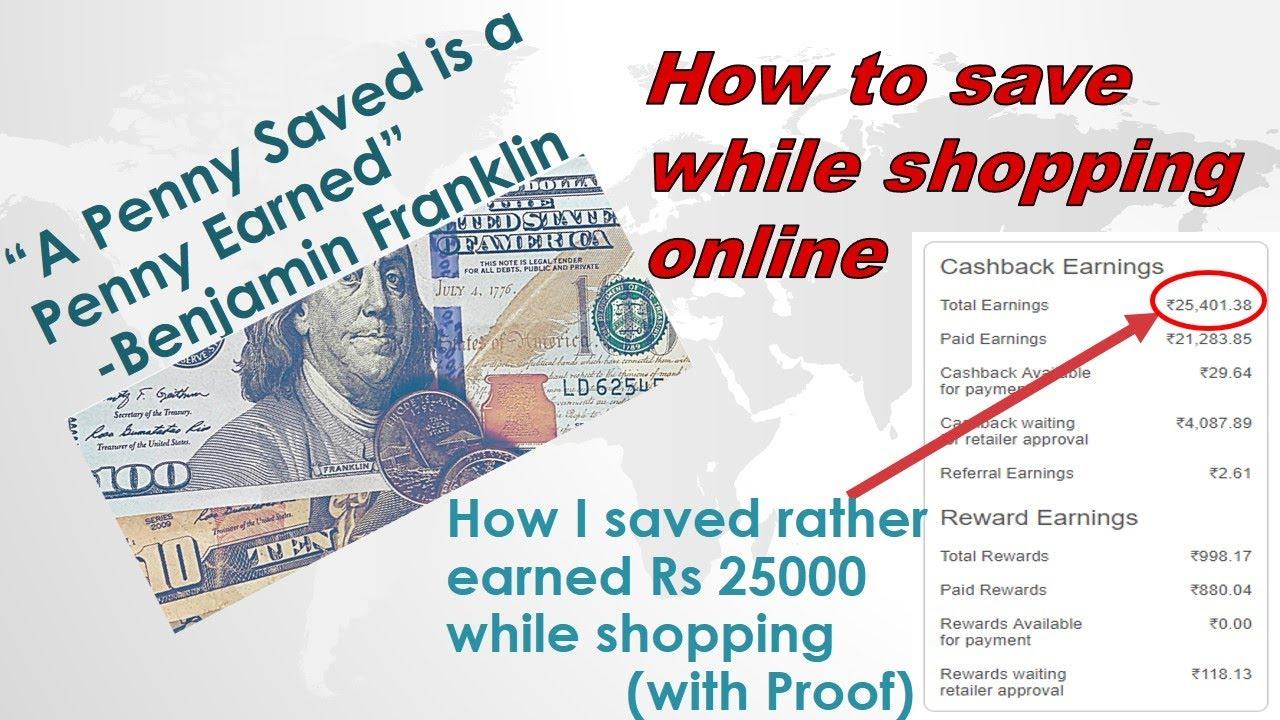 Maximum discount on online shopping