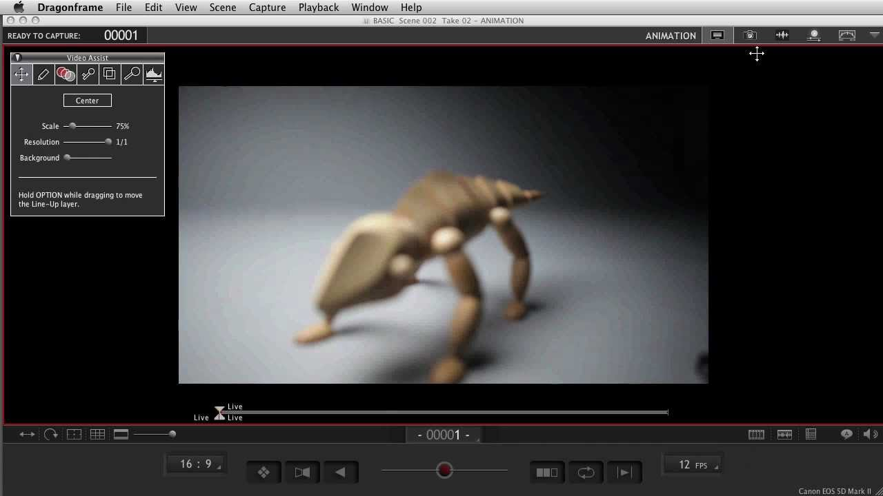 Dragonframe stop motion software 3.0 - How It Works - YouTube