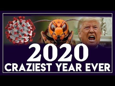 2020 Recap: Everything You Forgot Happened
