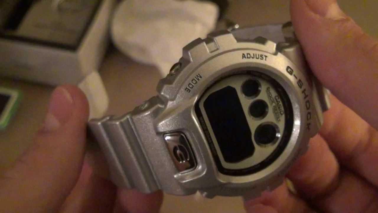 e838ddda2ca9 Baselworld G-shock DW6930BS-8 - YouTube
