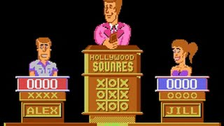 Hollywood Squares (NES) Playthrough - NintendoComplete
