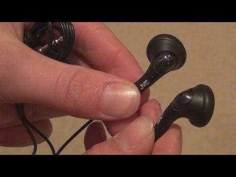 JVC HA-F150 B Gumy Headphones | Unboxing And Review | HD
