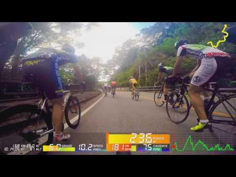 2016 Tour de Okinawa 100km Citizen's Under 39