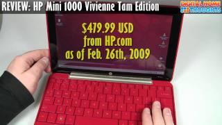 REVIEW: HP Mini 1000 Vivienne Tam Edition [HD]