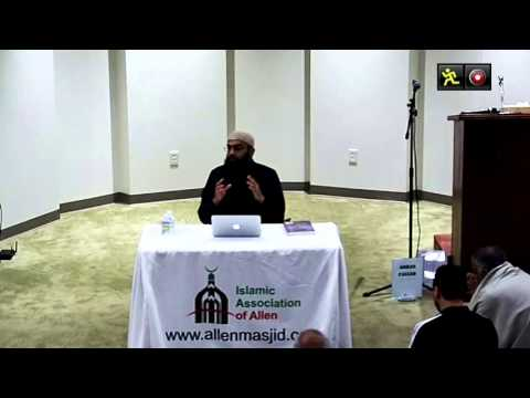The Inevitable Journey 01: Death and Burial - Imam Arsalan Haque