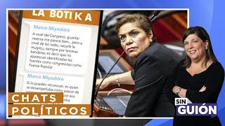 Chats políticos - Sin Guion con Rosa María Palacios