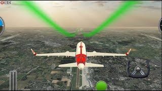 Airplane Real Flight Simulator 2019 Pro Pilot 3D - Android Gameplay FHD