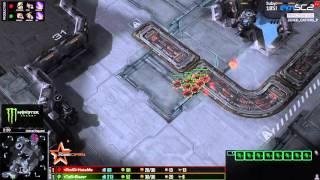 [DH] - ZvZ Elazer vs Hateme - Orbital Shipyard - Starcraft 2 Legacy of the Void