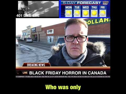BLACK FRIDAY IN CANADA