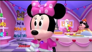 ᴴᴰ Minnie Mouse Bowtique Full Episodes NEW 2017 ✿⊹ Minnie 's Mouse BowToons Cartoons Compilation # 4