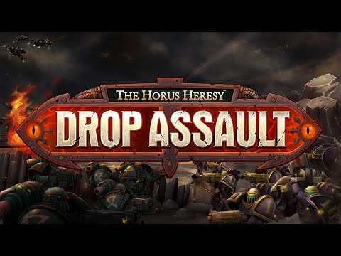 The Horus Heresy: Drop Assault Now Available on Android