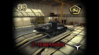 18.¡A repartir carbón! (Tanki Online - Temporada 2) // Gameplay