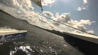 Catamaran tornado memphrémagog