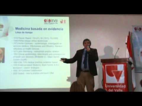 INTERVENCIONES EN SALUD MENTAL A VICTIMAS DE LA VIOLENCIA EN COLOMBIA - DOCTOR FABIO IDROBO