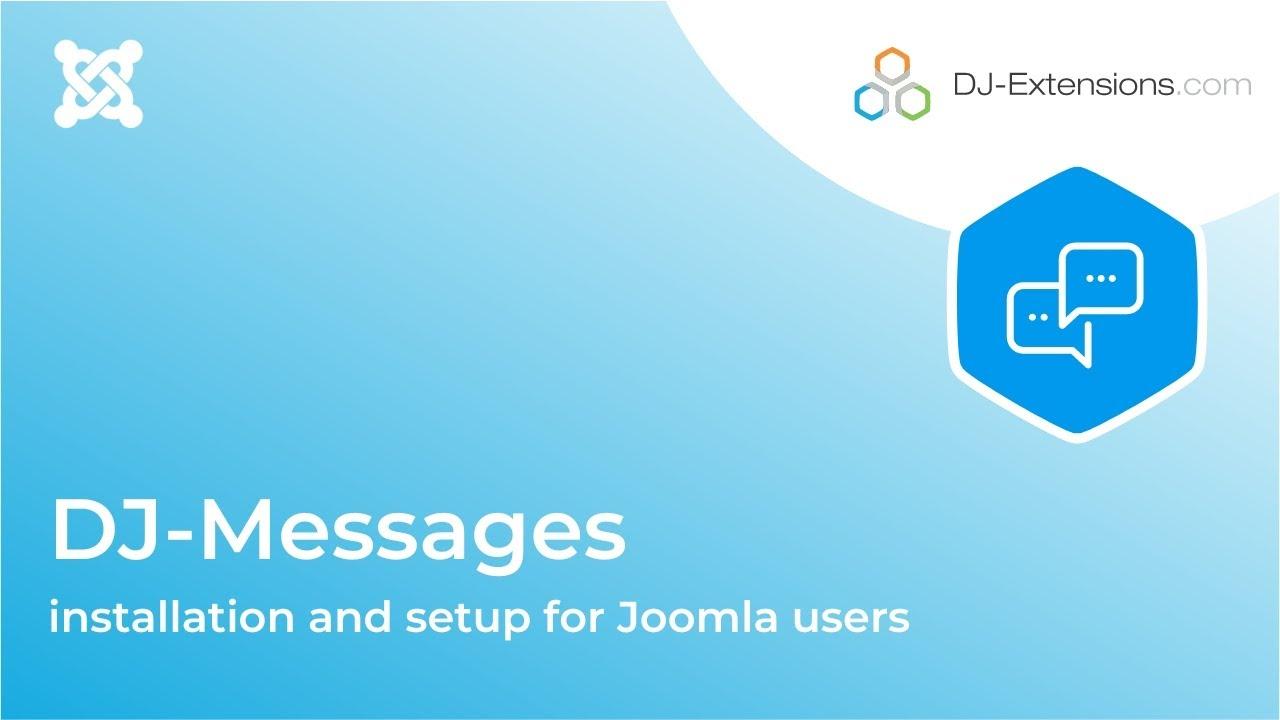 DJ-Messages