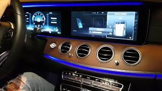 Xyeвaя аудиосистема в Mercedes W213