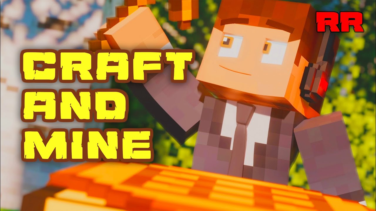 """""""CRAFT AND MINE"""" - Best Minecraft Song 10 (Top Minecraft Song)"""