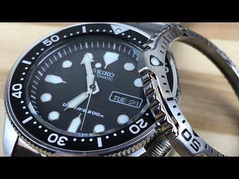 Seiko skx171 - YouTube