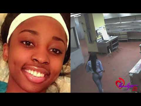Police release surveillance video of Kenneka Jenkins at Crown Plaza hotel