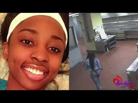 Police release surveillance video of Kenneka Jenkins at Rosemonthotel