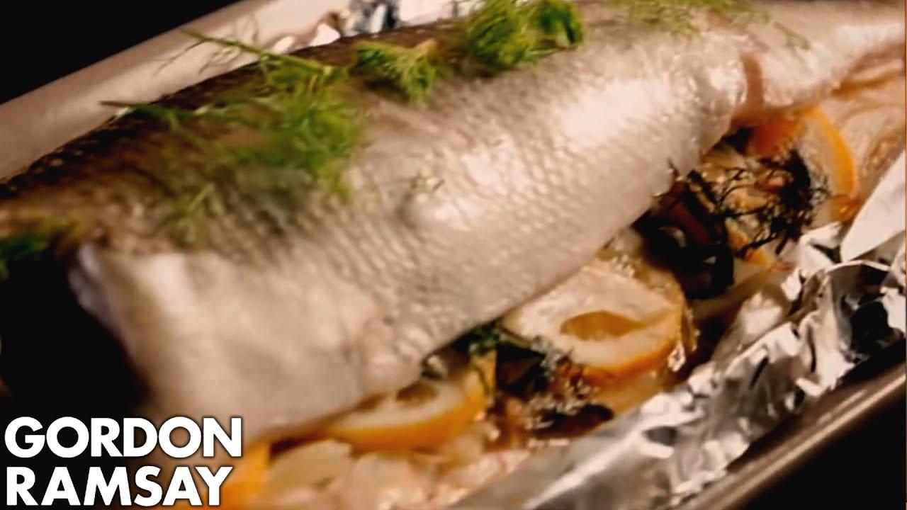 recipe: gordon ramsay sea bass recipes [2]