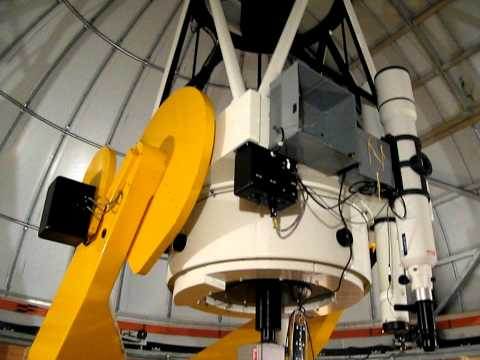 W. L. Eccles Observatory: First footage