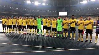 Ultras Malaya with Harimau Malaya | #Ekor | AFF Suzuki Cup 2018 | Malaysia vs Laos