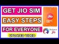 How To Get JIO SIM with Any 4G Phone ,Generate Code,How To Activate,2GB To Unlimited(GUIDE)